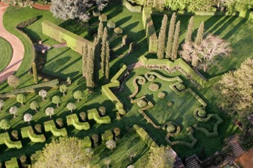 le jardin francais - Jardin D Eyrignac