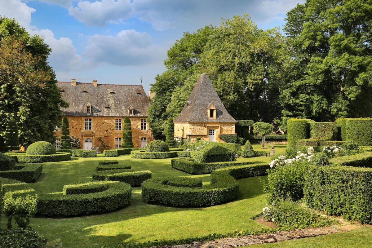 Eyrignac et ses jardins le joyau v g tal du p rigord noir eyrignac et ses jardins - Jardin du manoir d eyrignac ...