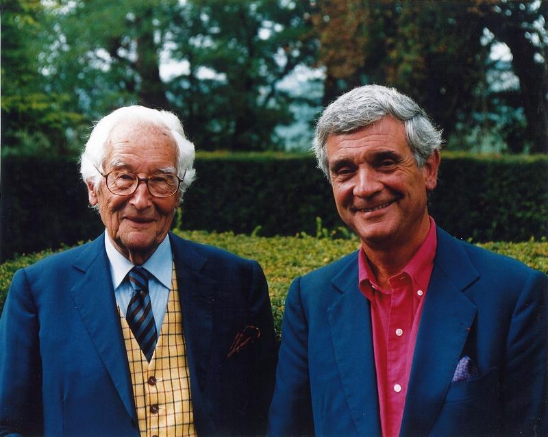 Gilles et Patrick Sermadiras