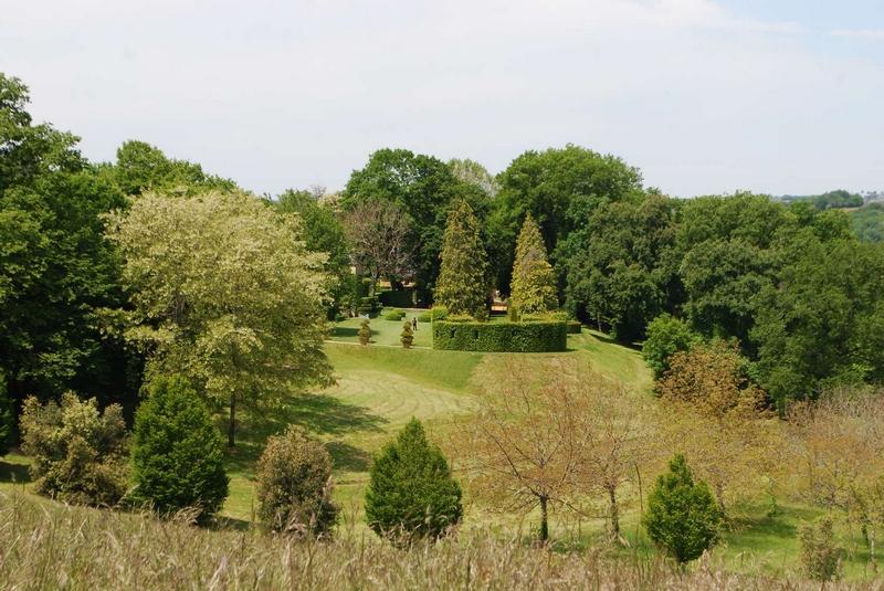 Les sentiers botaniques d'Eyrignac