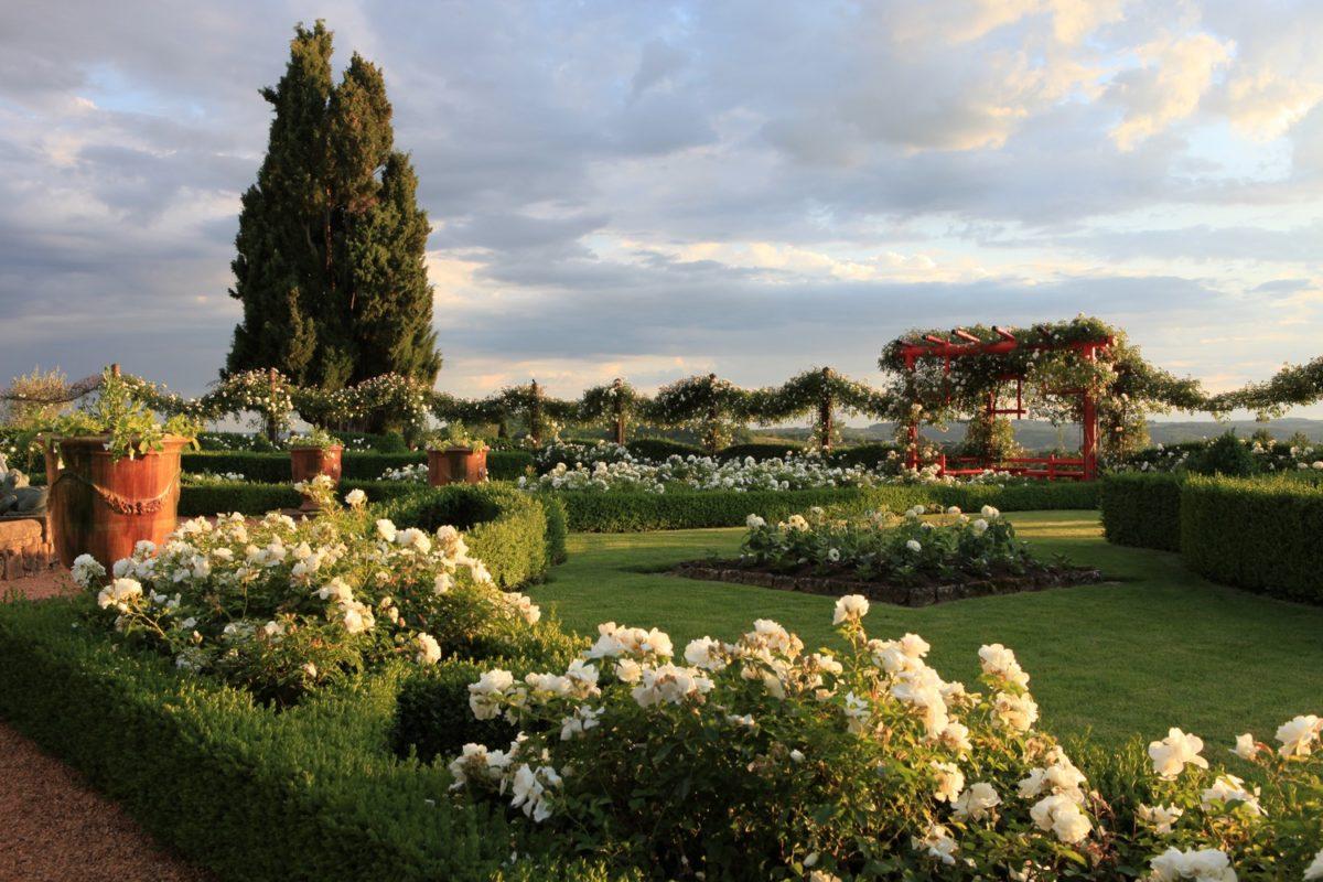 Jardin Blanc ©Georges Lévêque