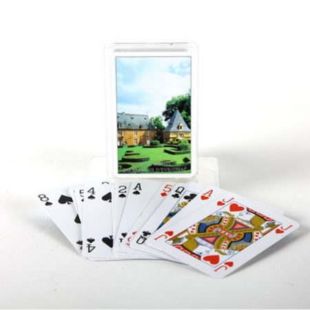 Jeu de cartes simple