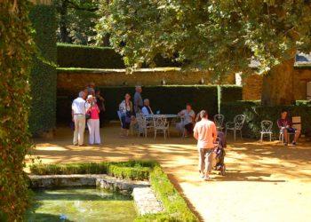 Visite libre des Jardins d'Eyrignac