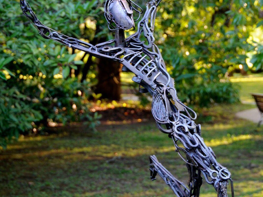 Sculpture de Pierre Treilhes